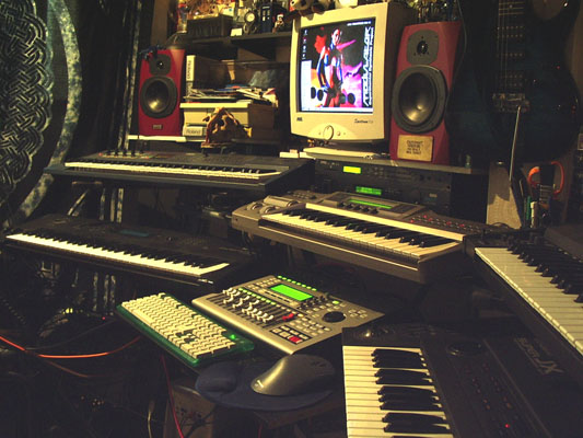 Disaster Area Studios :¬)